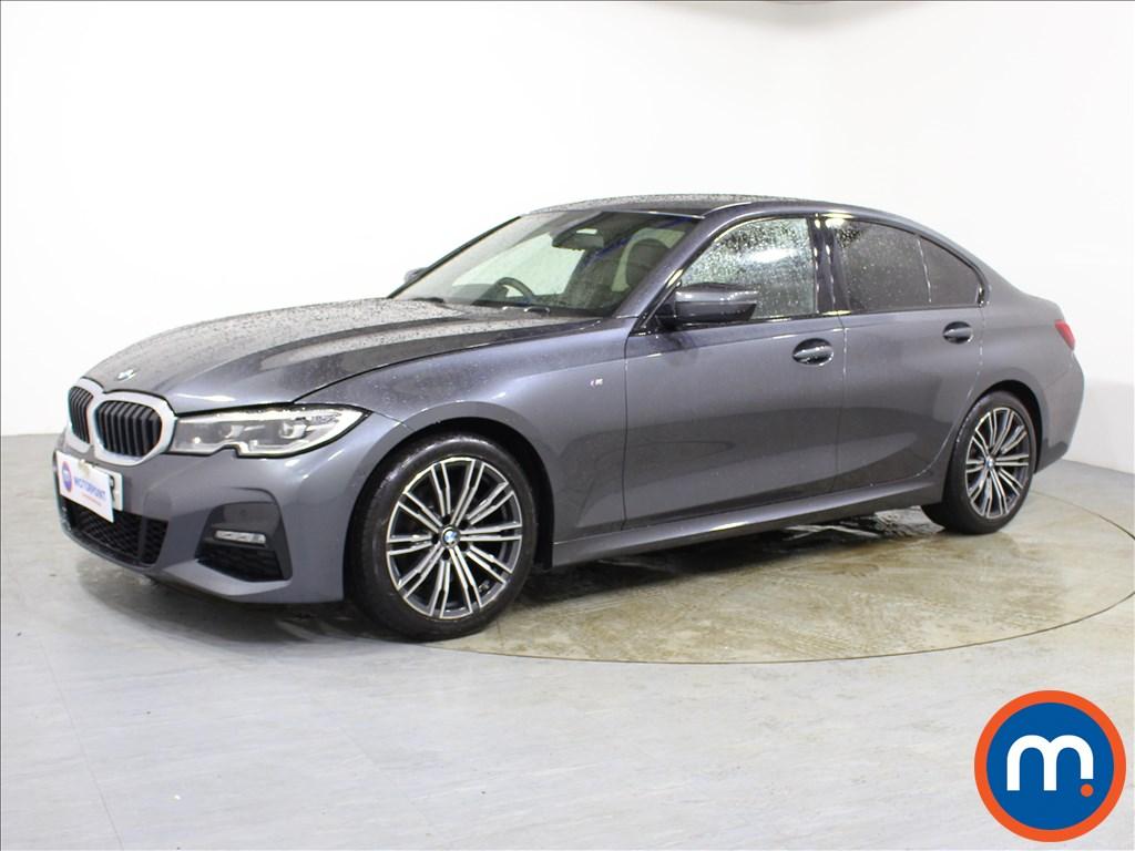 BMW 3 Series M Sport - Stock Number 1093576 Passenger side front corner