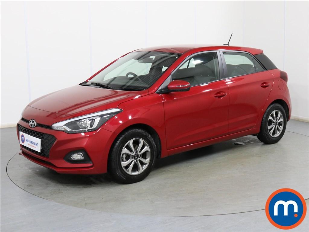 Hyundai I20 SE - Stock Number 1095044 Passenger side front corner