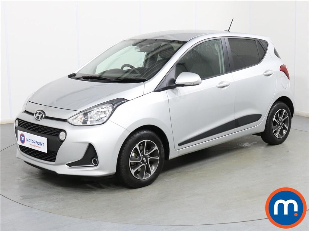 Hyundai I10 Premium - Stock Number 1095394 Passenger side front corner
