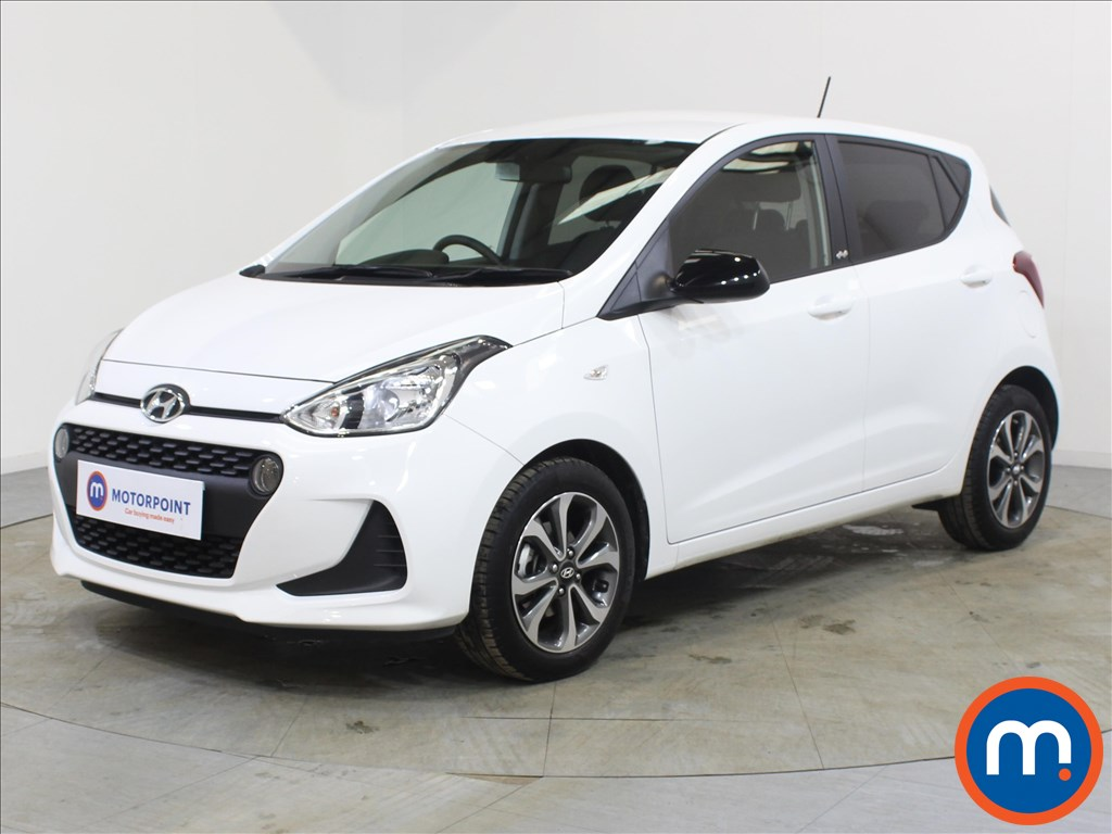 Hyundai I10 Play - Stock Number 1095288 Passenger side front corner