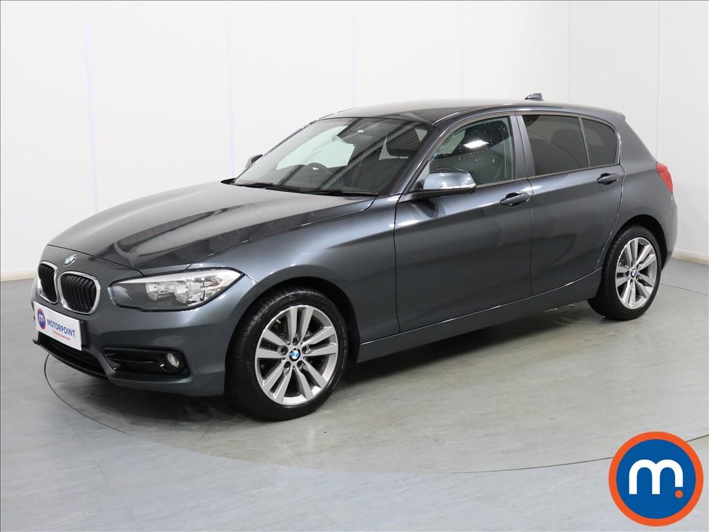 BMW 1 Series Sport - Stock Number 1098009 Passenger side front corner