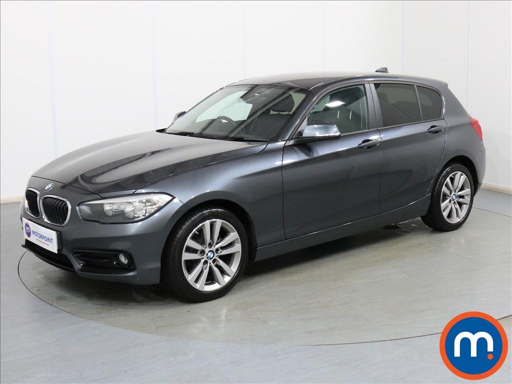 BMW 1 Series Sport - Stock Number 1098007 Passenger side front corner