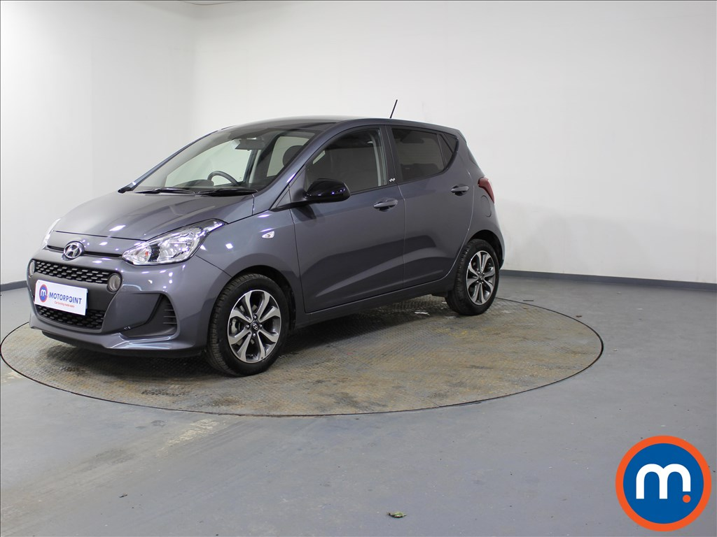 Hyundai I10 Play - Stock Number 1095246 Passenger side front corner
