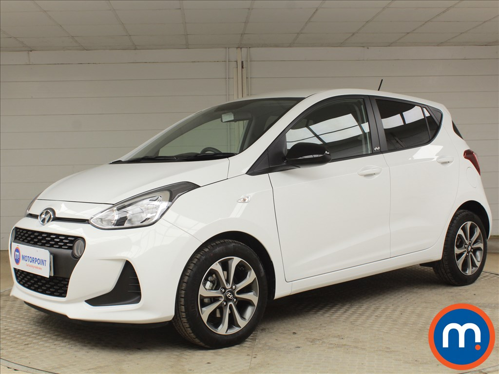 Hyundai I10 Play - Stock Number 1095320 Passenger side front corner