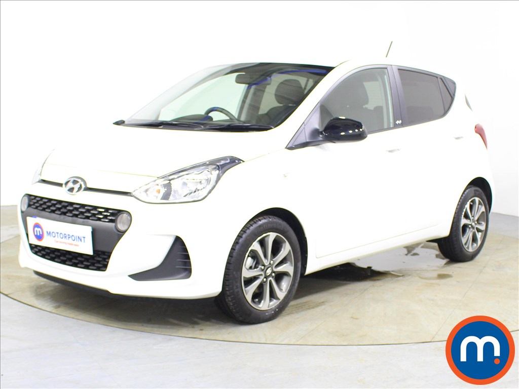 Hyundai I10 Play - Stock Number 1095347 Passenger side front corner