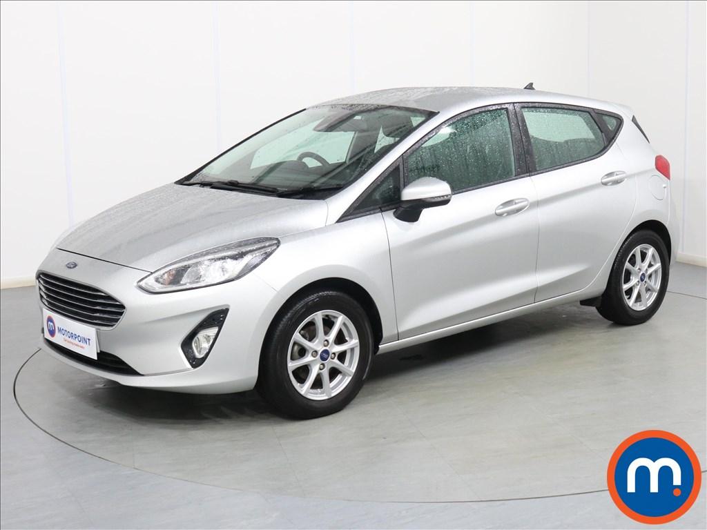 Ford Fiesta Zetec - Stock Number 1094395 Passenger side front corner