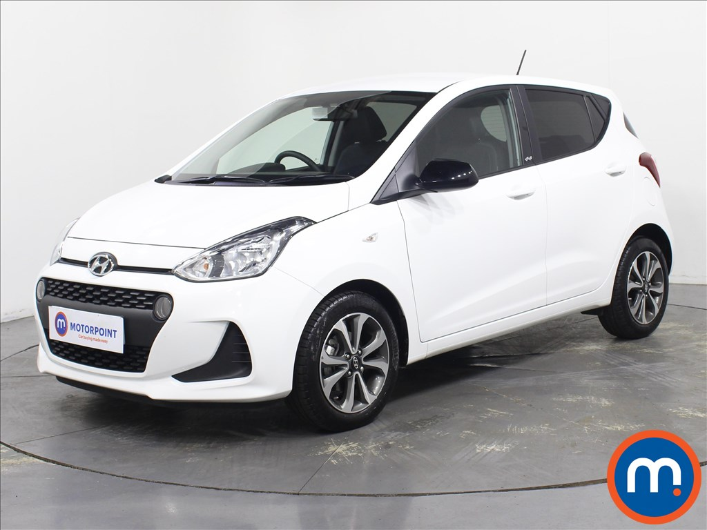 Hyundai I10 Play - Stock Number 1095342 Passenger side front corner
