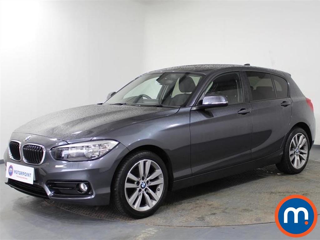BMW 1 Series Sport - Stock Number 1097935 Passenger side front corner