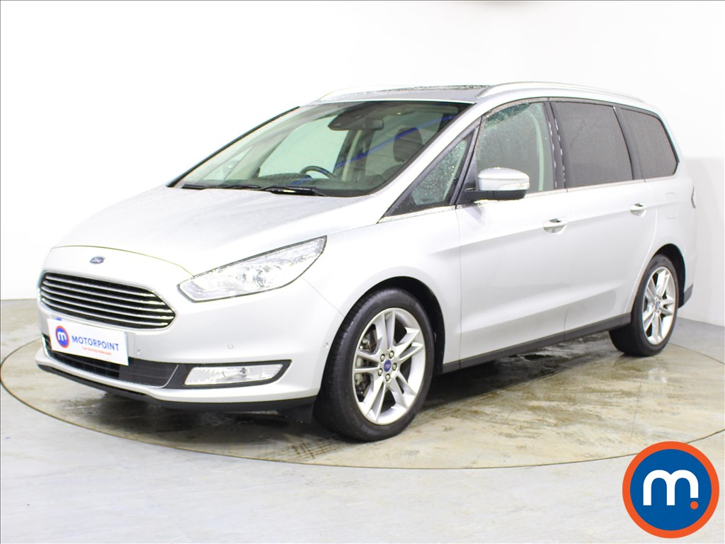 Ford Galaxy Titanium X - Stock Number 1083172 Passenger side front corner