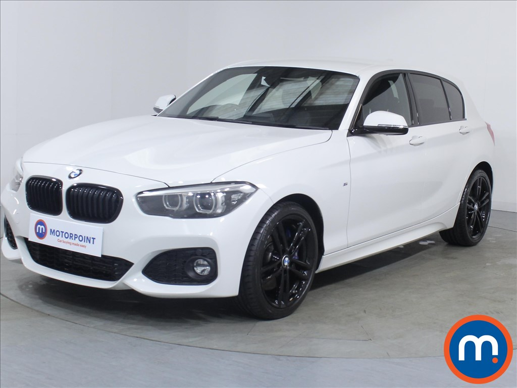 BMW 1 Series M Sport Shadow Edition - Stock Number 1087225 Passenger side front corner