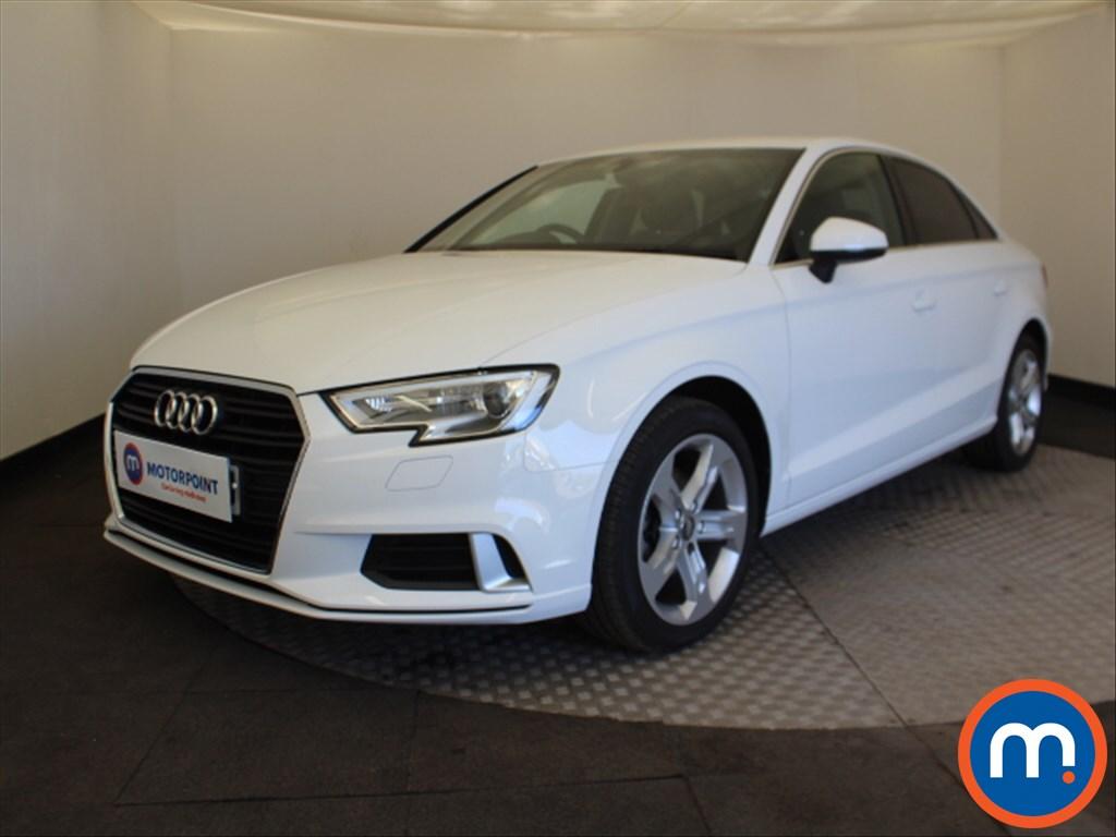Audi A3 Sport - Stock Number 1093995 Passenger side front corner