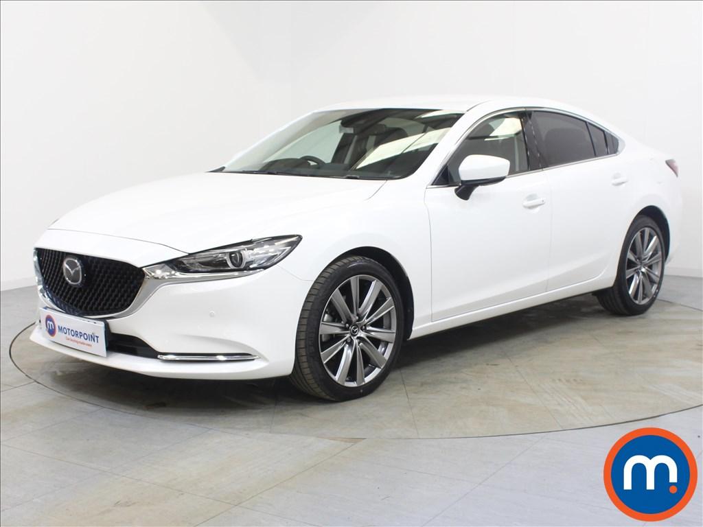 Mazda 6 Sport Nav-Plus - Stock Number 1092278 Passenger side front corner