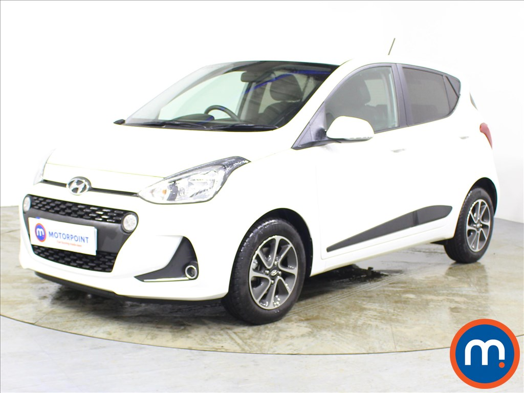 Hyundai I10 Premium - Stock Number 1095354 Passenger side front corner