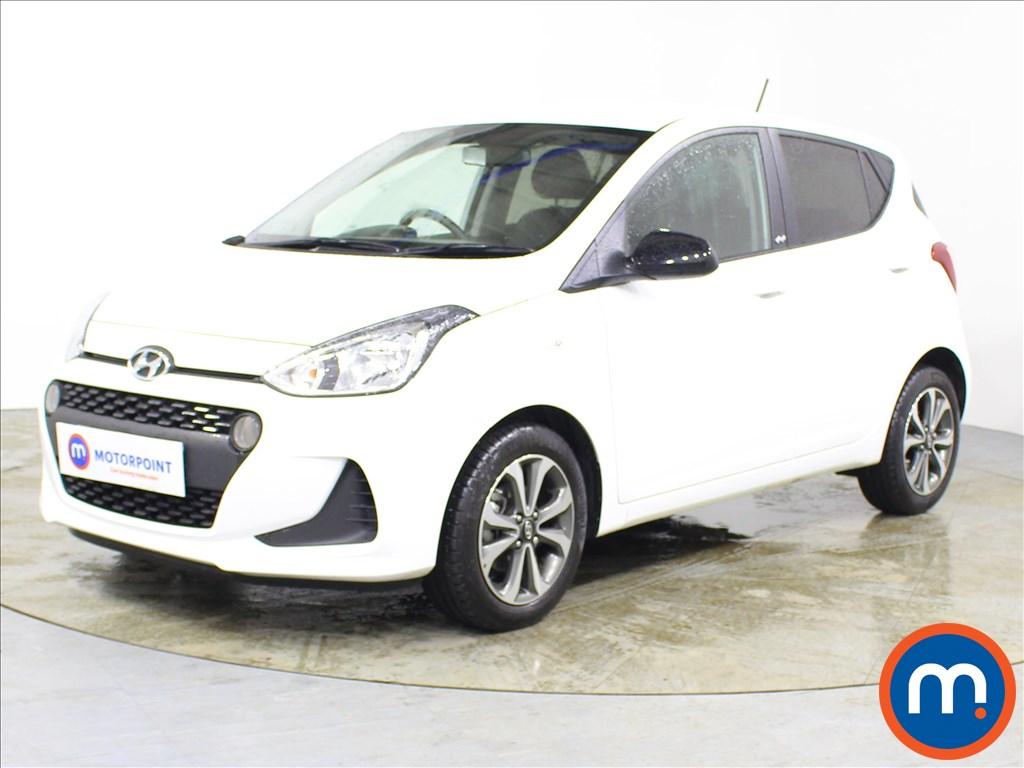 Hyundai I10 Play - Stock Number 1095279 Passenger side front corner