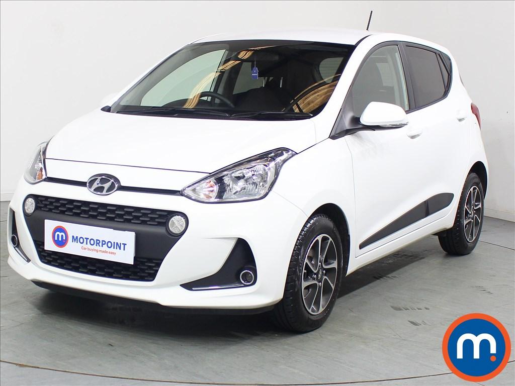Hyundai I10 Premium - Stock Number 1095311 Passenger side front corner