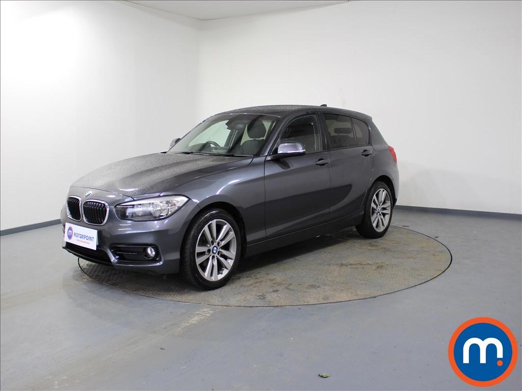BMW 1 Series Sport - Stock Number 1097932 Passenger side front corner