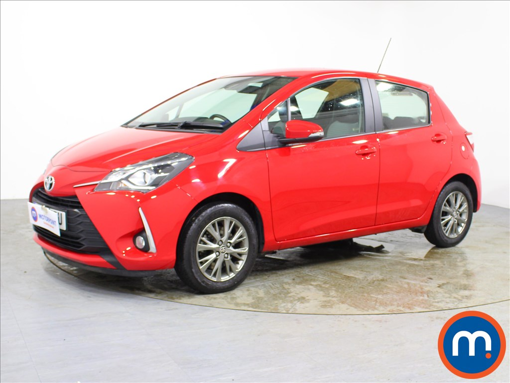 Toyota Yaris Icon - Stock Number 1092985 Passenger side front corner