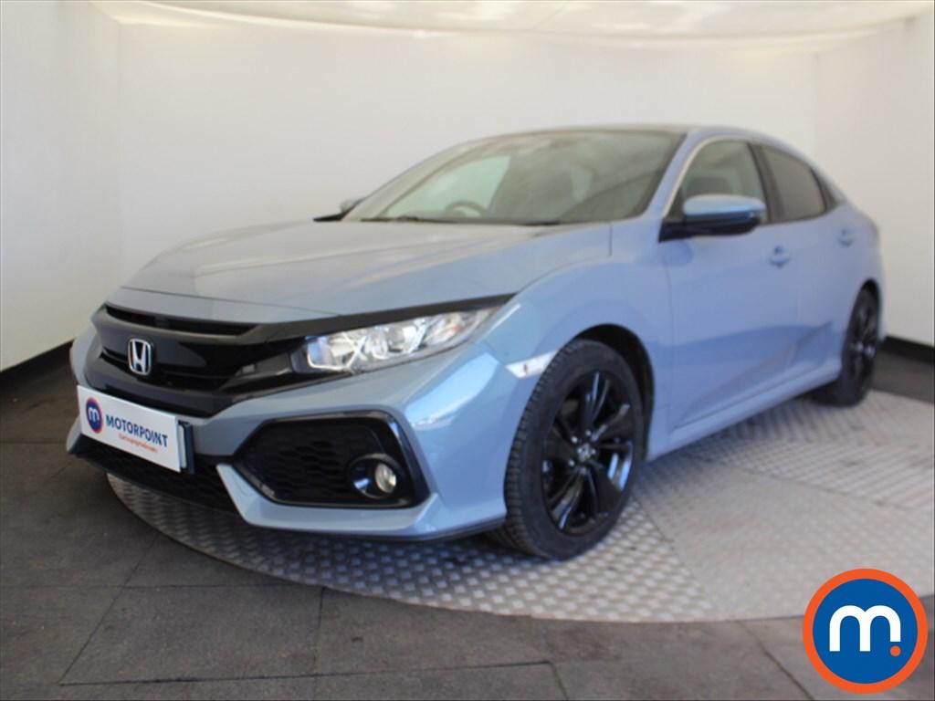 Honda Civic EX - Stock Number 1087435 Passenger side front corner