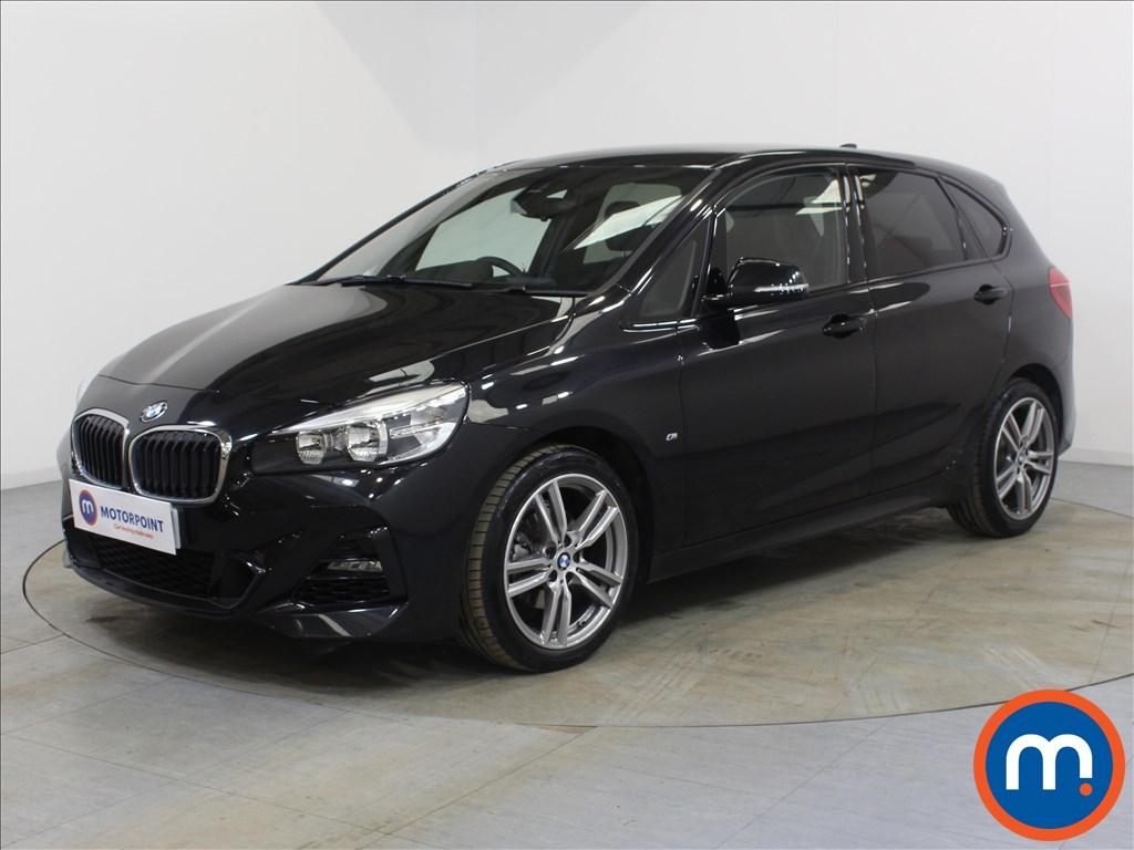 BMW 2 Series M Sport - Stock Number 1096688 Passenger side front corner