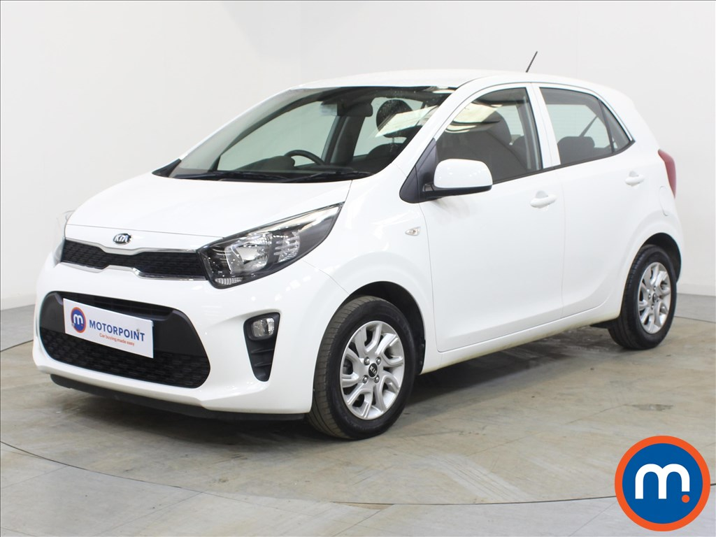 KIA Picanto 2 - Stock Number 1097374 Passenger side front corner