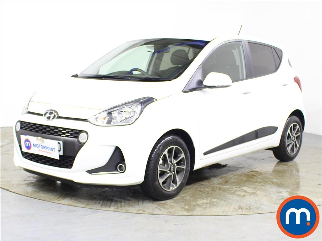 Hyundai I10 Premium - Stock Number 1095297 Passenger side front corner