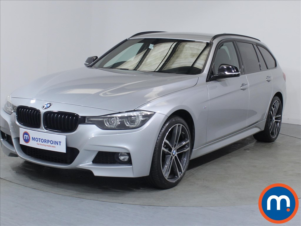 BMW 3 Series M Sport Shadow Edition - Stock Number 1095078 Passenger side front corner