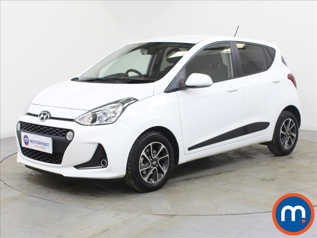 Hyundai I10 Premium - Stock Number 1095369 Passenger side front corner