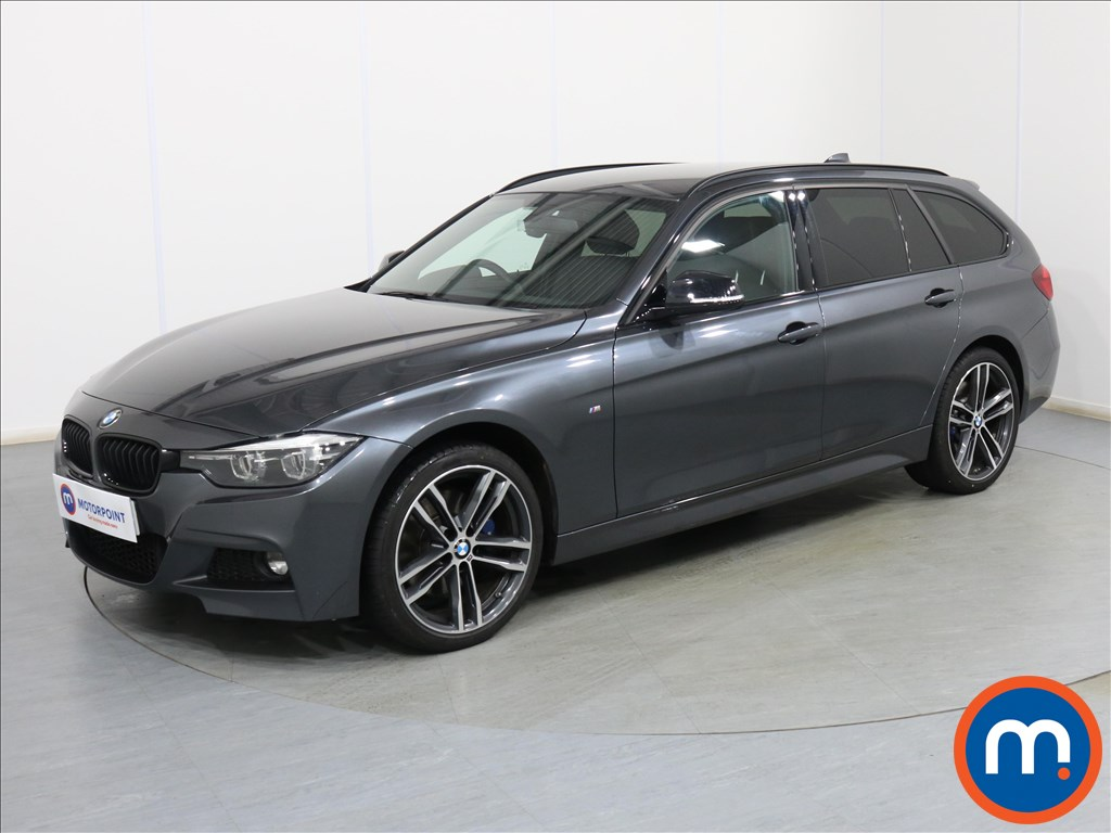 BMW 3 Series M Sport Shadow Edition - Stock Number 1095138 Passenger side front corner