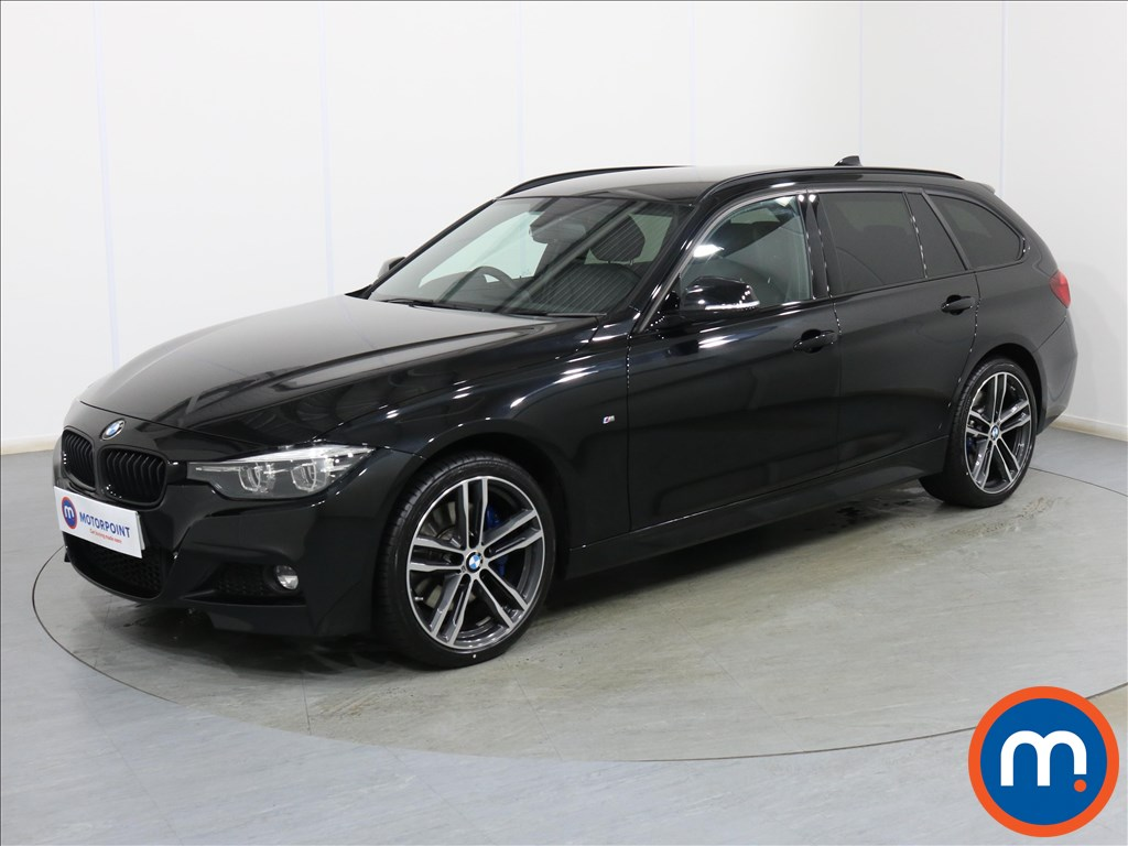 BMW 3 Series M Sport Shadow Edition - Stock Number 1095143 Passenger side front corner