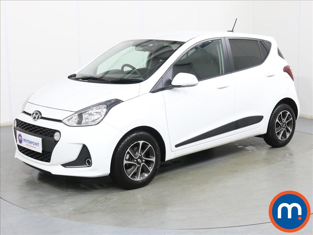 Hyundai I10 Premium - Stock Number 1095307 Passenger side front corner