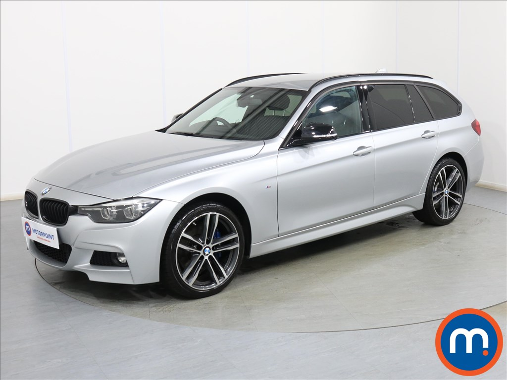 BMW 3 Series M Sport Shadow Edition - Stock Number 1096559 Passenger side front corner