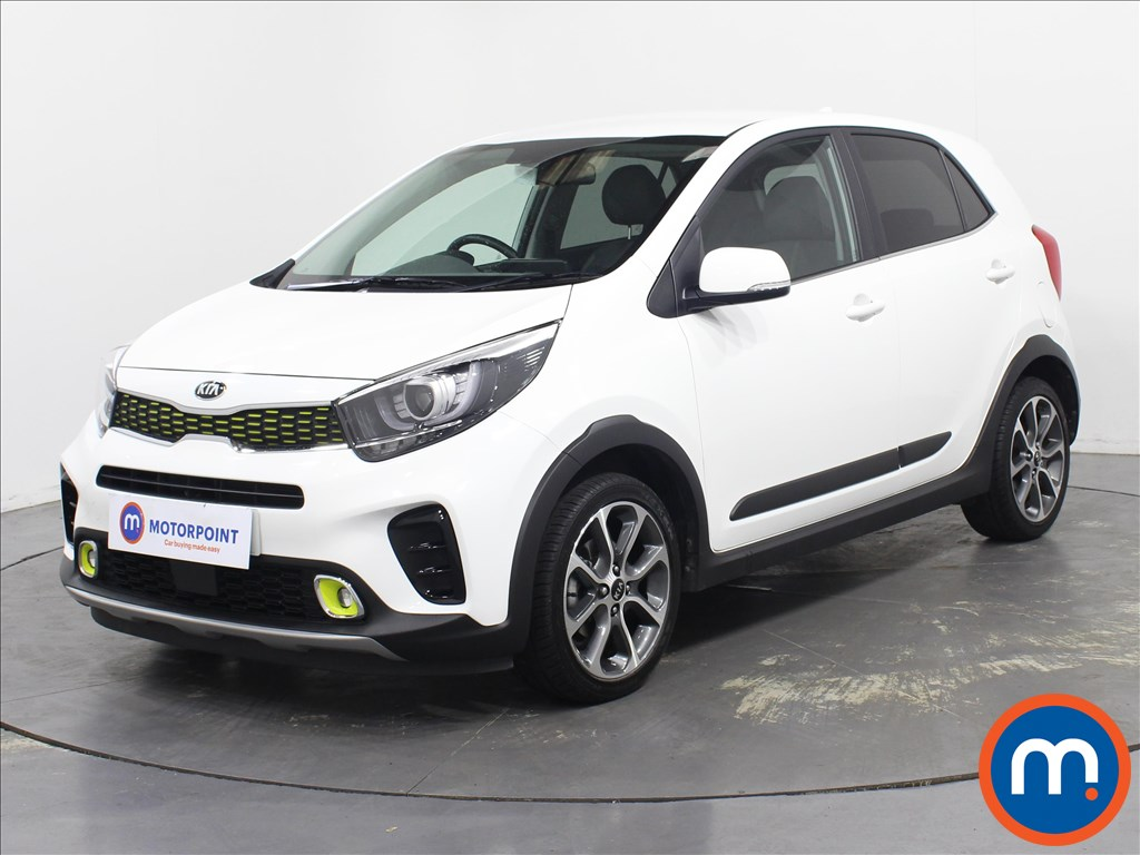 KIA Picanto X-Line - Stock Number 1096197 Passenger side front corner