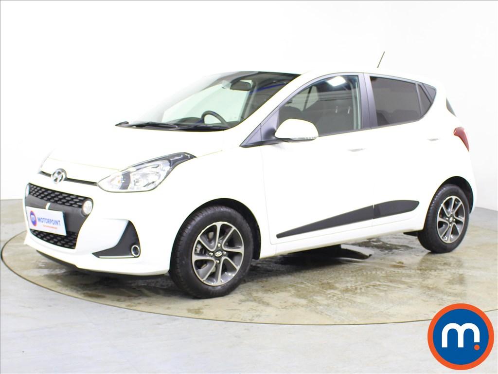 Hyundai I10 Premium - Stock Number 1095296 Passenger side front corner