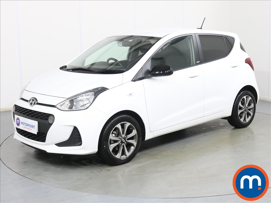 Hyundai I10 Play - Stock Number 1095306 Passenger side front corner