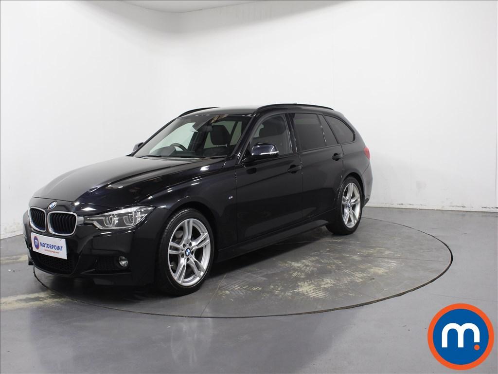 BMW 3 Series M Sport - Stock Number 1095487 Passenger side front corner