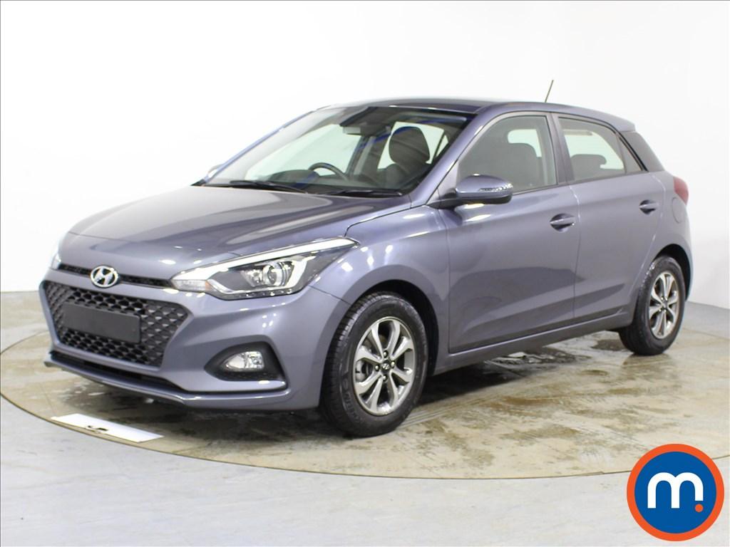 Hyundai I20 SE - Stock Number 1096578 Passenger side front corner