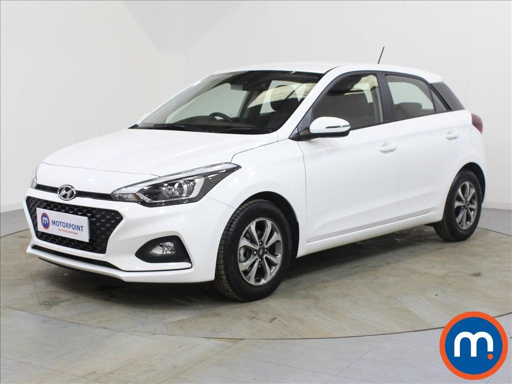 Hyundai I20 SE - Stock Number 1094994 Passenger side front corner