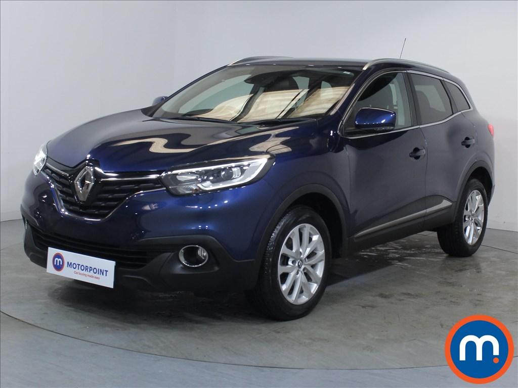 Renault Kadjar Dynamique Nav - Stock Number 1094203 Passenger side front corner