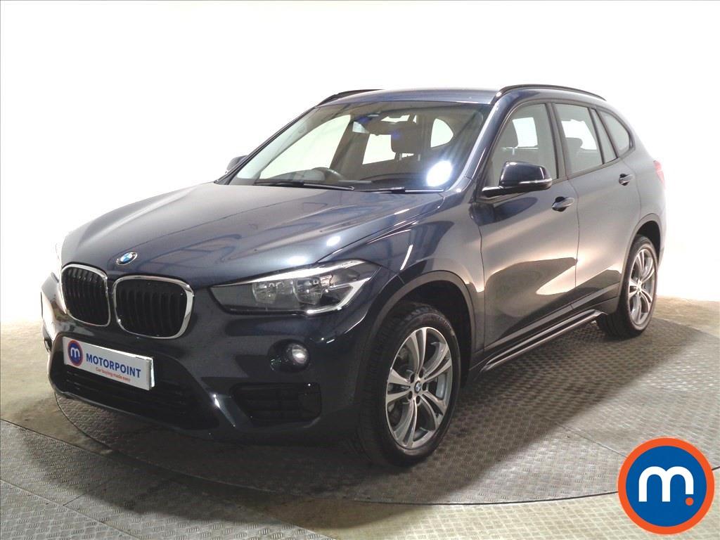 BMW X1 Sport - Stock Number 1097211 Passenger side front corner