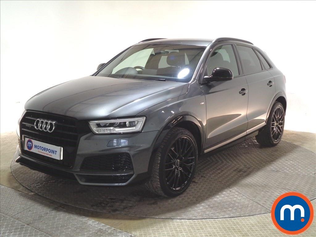 Audi Q3 Black Edition - Stock Number 1093442 Passenger side front corner