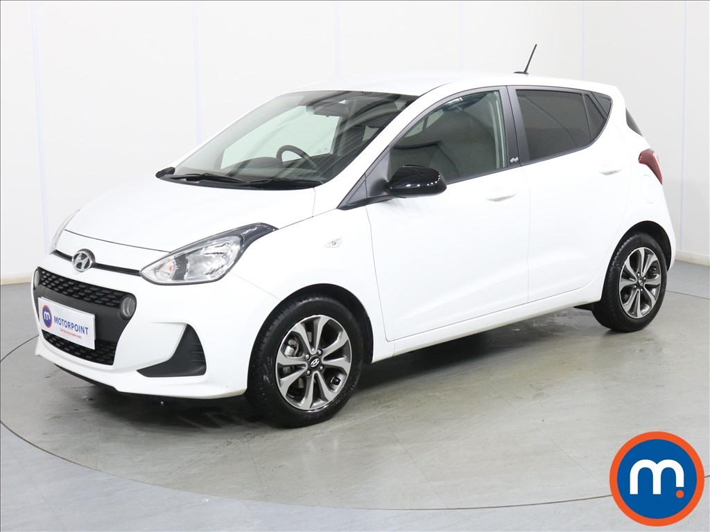 Hyundai I10 Play - Stock Number 1095363 Passenger side front corner