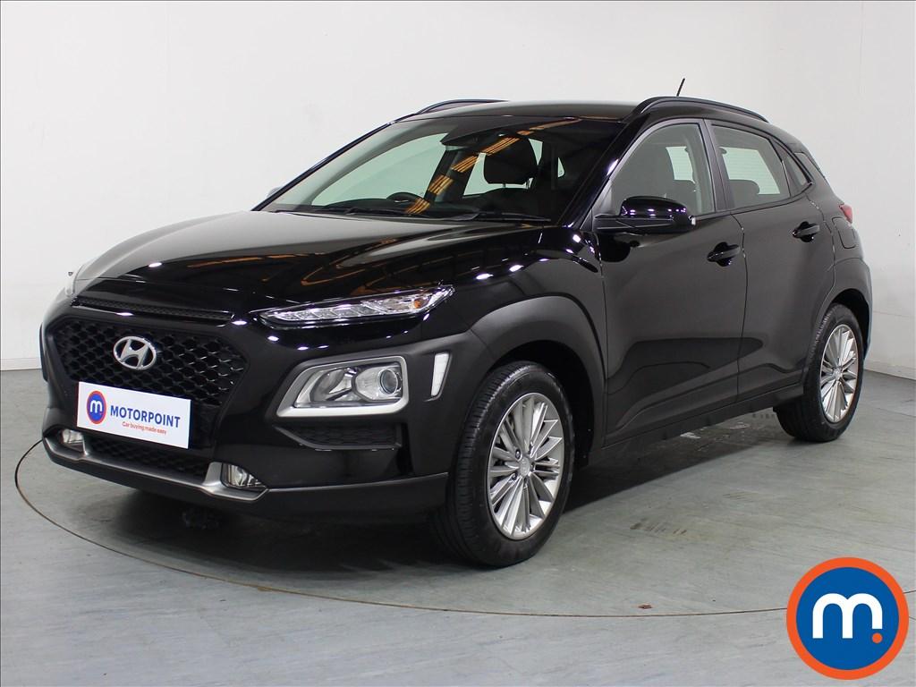 Hyundai Kona SE - Stock Number 1096591 Passenger side front corner