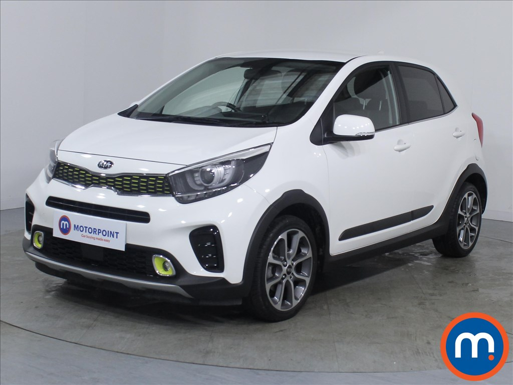 KIA Picanto X-Line - Stock Number 1094140 Passenger side front corner