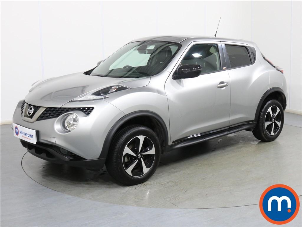 Nissan Juke Bose Personal Edition - Stock Number 1093150 Passenger side front corner