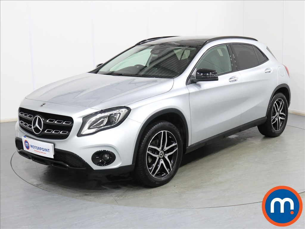 Mercedes-Benz Gla Class Urban Edition - Stock Number 1096200 Passenger side front corner
