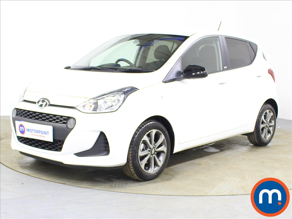 Hyundai I10 Play - Stock Number 1095357 Passenger side front corner