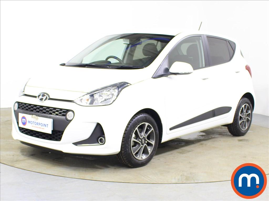 Hyundai I10 Premium - Stock Number 1095356 Passenger side front corner