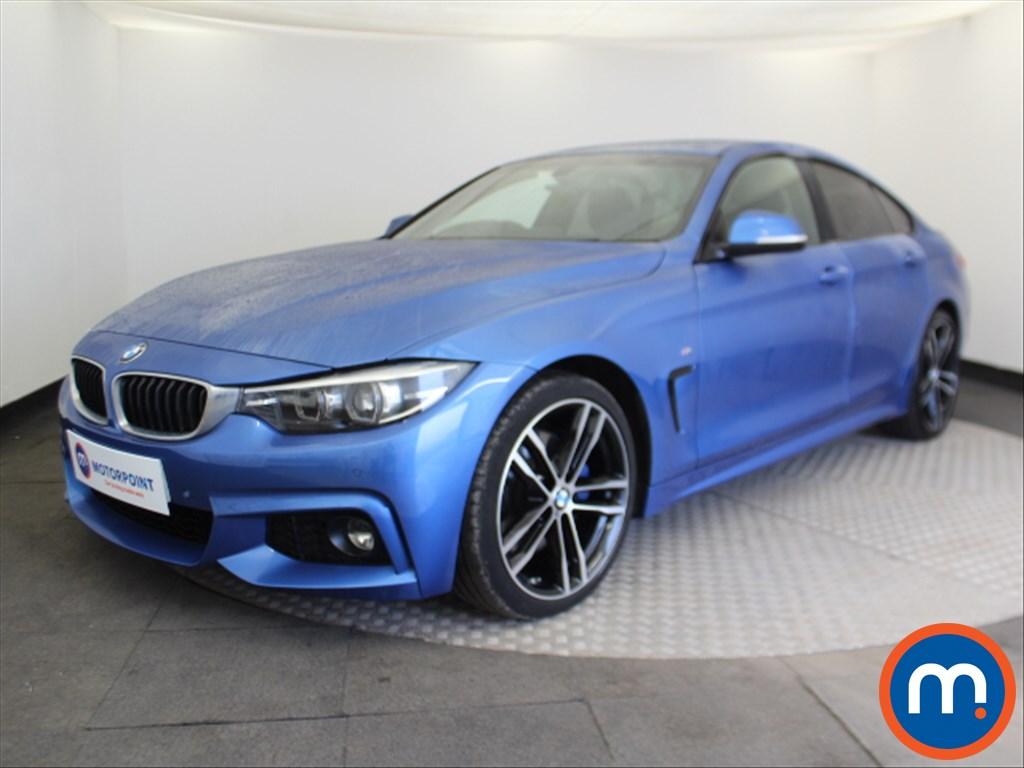 BMW 4 Series M Sport - Stock Number 1093794 Passenger side front corner
