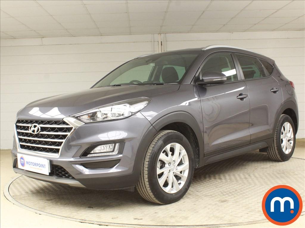 Hyundai Tucson SE Nav - Stock Number 1095053 Passenger side front corner
