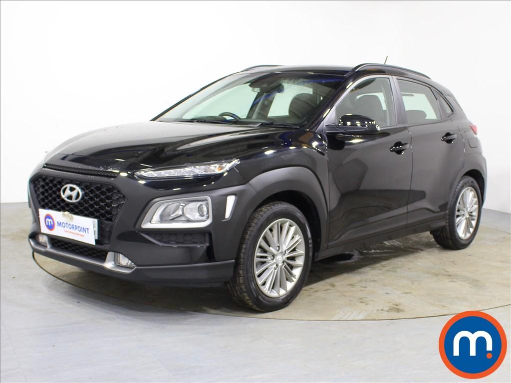 Hyundai Kona SE - Stock Number 1096590 Passenger side front corner